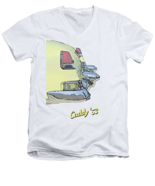 Caddy 53 Men's V-Neck T-Shirt