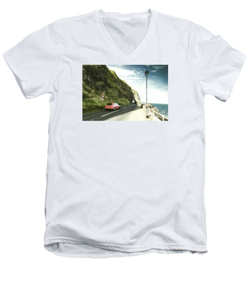 Coast Road Men's V-Neck T-Shirt