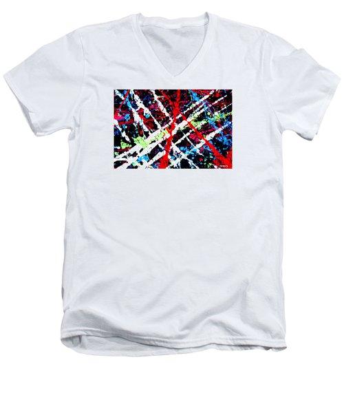 Dripx 9 Men's V-Neck T-Shirt