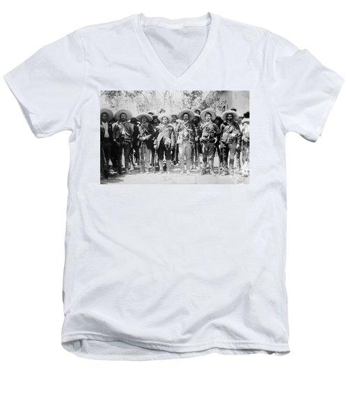 Francisco Pancho Villa Men's V-Neck T-Shirt