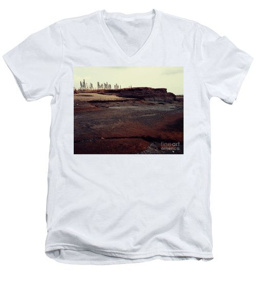 From The Sea Men's V-Neck T-Shirt