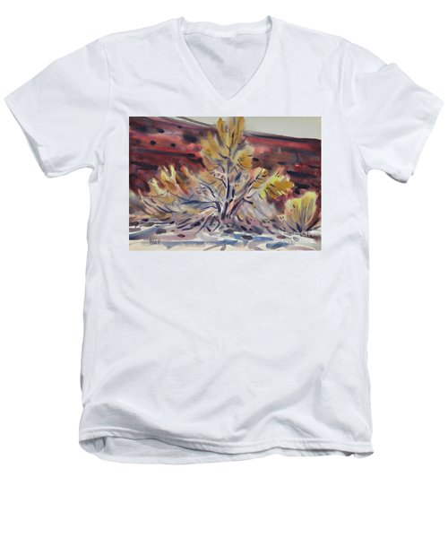 Ironwood Men's V-Neck T-Shirt