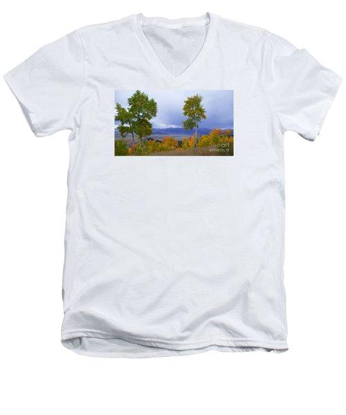 Kenosha Pass Men's V-Neck T-Shirt