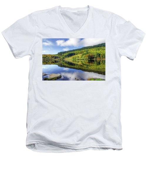 Lake Geirionydd Men's V-Neck T-Shirt
