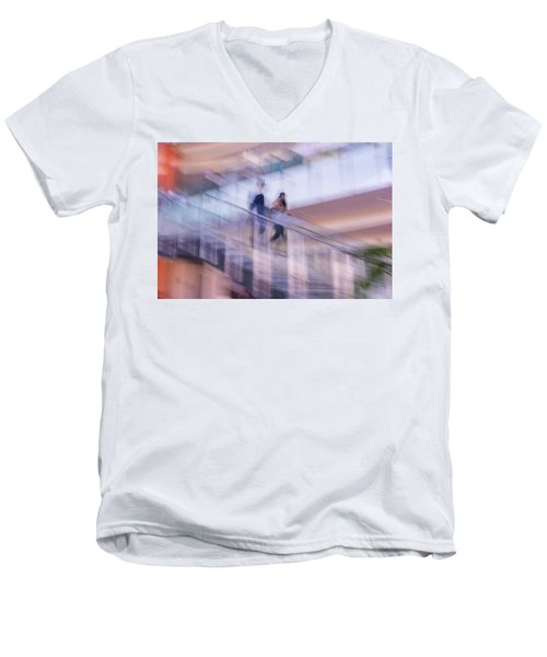 Life In The Fast Lane Men's V-Neck T-Shirt