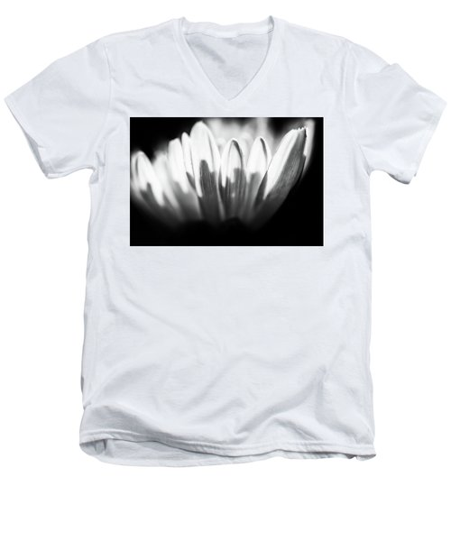 Light And Shadow    Men's V-Neck T-Shirt by Jay Stockhaus