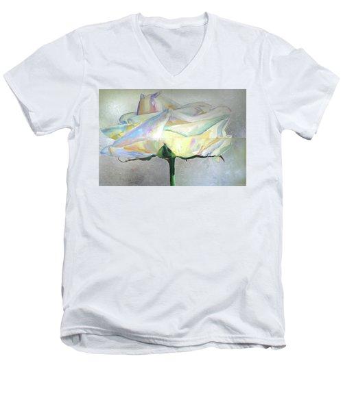 Lightness Men's V-Neck T-Shirt