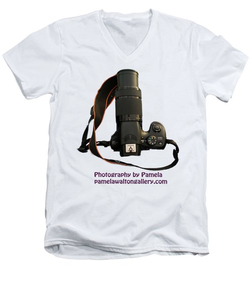 Photography By Pamela Men's V-Neck T-Shirt