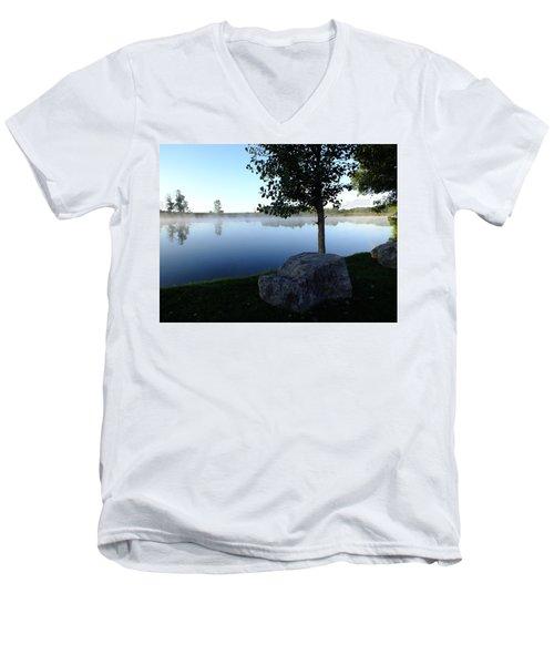 Promise Men's V-Neck T-Shirt
