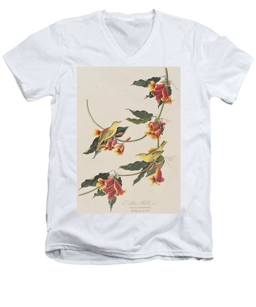 Rathbone Warbler Men's V-Neck T-Shirt