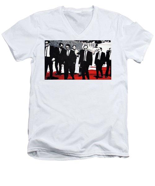 Reservoir Dogs Men's V-Neck T-Shirt