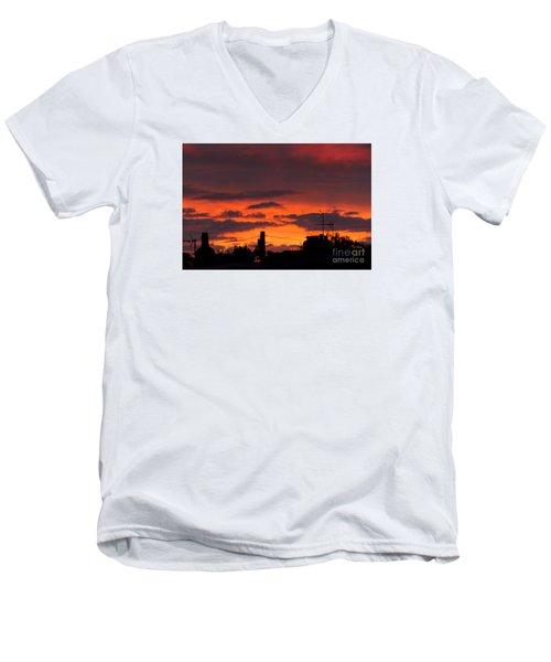 Sailors Delight Men's V-Neck T-Shirt