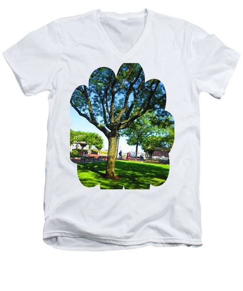 Shirts N Pod Gifts Boston N Surrounding Area Nature Photography By Navinjoshi Fineartamerica Pixles Men's V-Neck T-Shirt