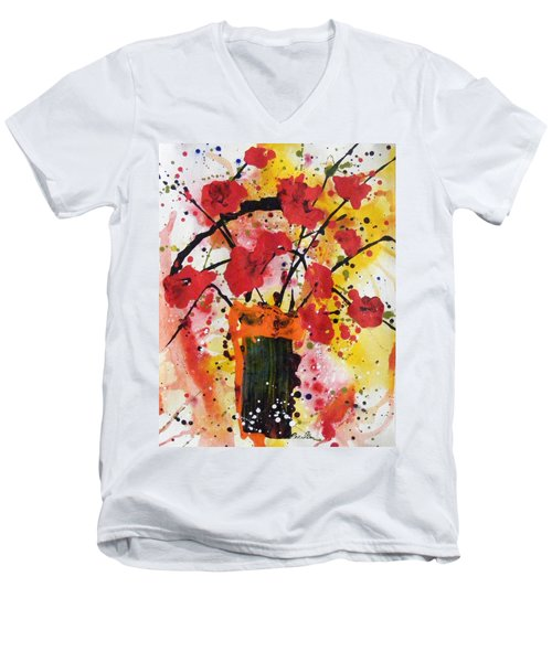 Sweet Essence Men's V-Neck T-Shirt