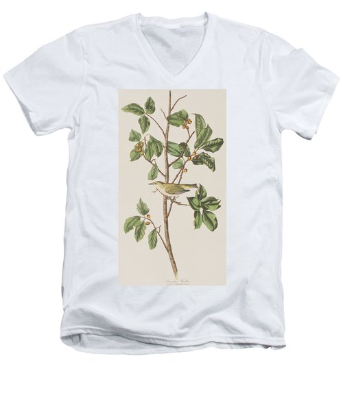 Tennessee Warbler Men's V-Neck T-Shirt
