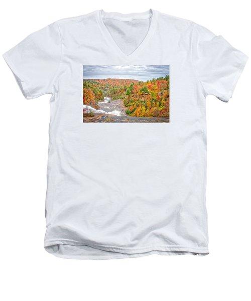 Toxaway Men's V-Neck T-Shirt