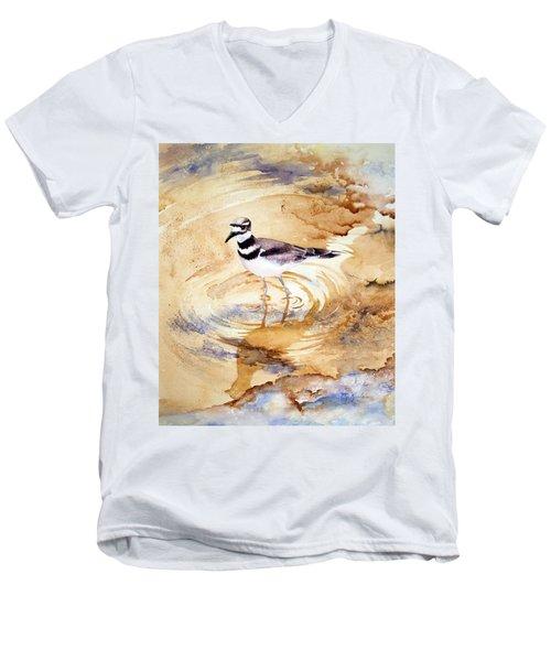 Yellowstone Killdeer Men's V-Neck T-Shirt