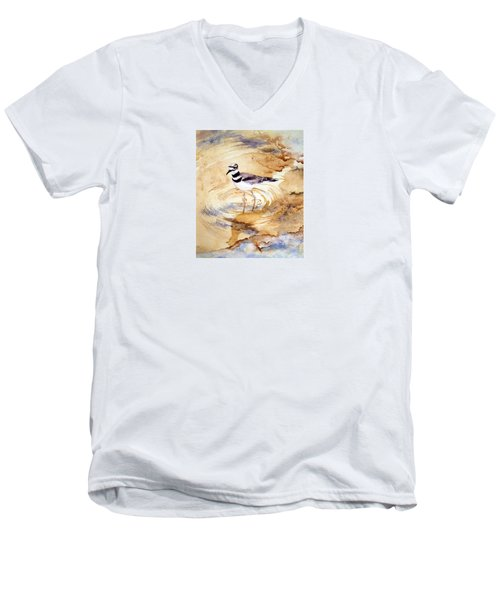 Yellowstone Killdeer Men's V-Neck T-Shirt