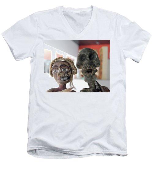 @oaxaca, Mexico Men's V-Neck T-Shirt