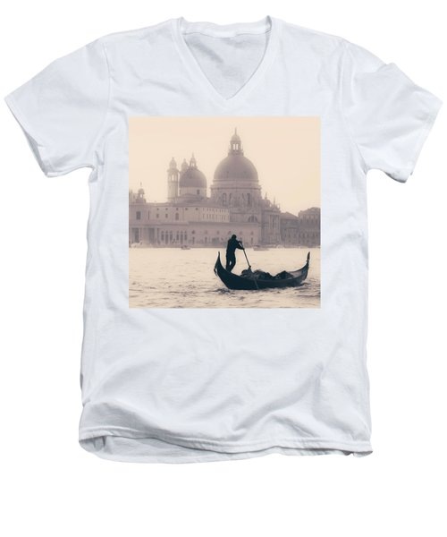 Venezia Men's V-Neck T-Shirt