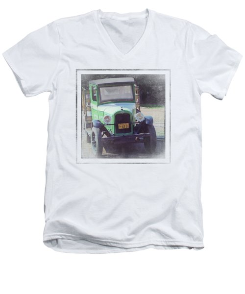 1926 Chevrolet Truck Men's V-Neck T-Shirt