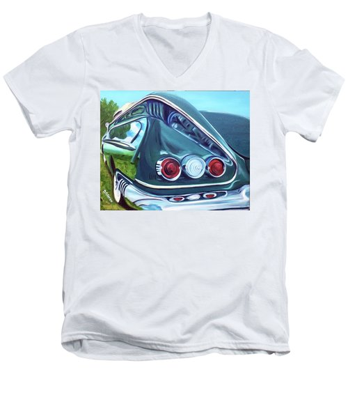 1958 Reflections Men's V-Neck T-Shirt