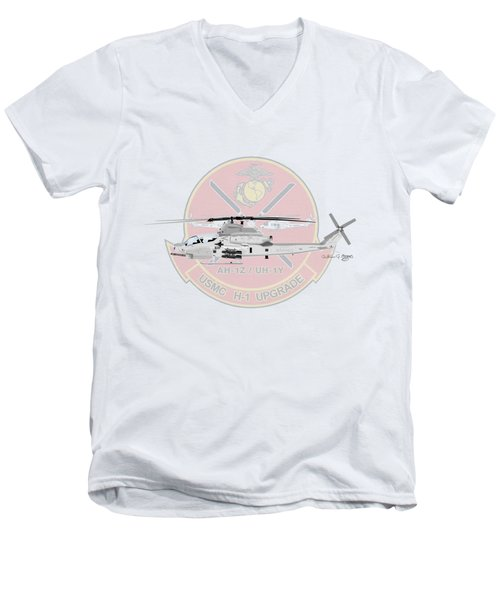 H-1 Upgrade Men's V-Neck T-Shirt