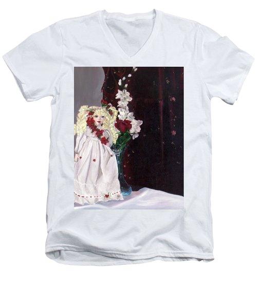 Jenessa Men's V-Neck T-Shirt