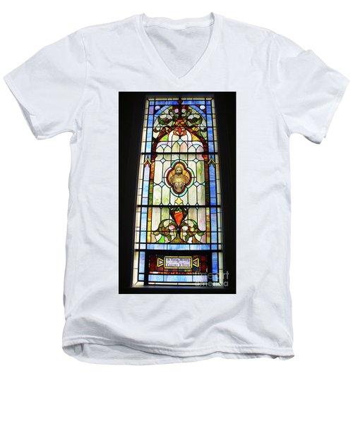 Mattituck Presbyterian Church Men's V-Neck T-Shirt