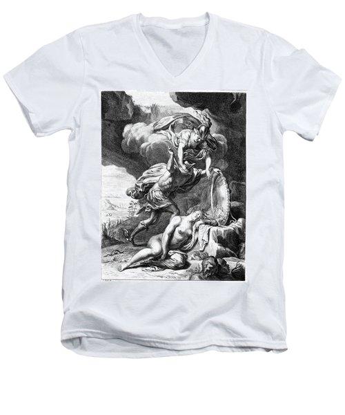 Mythology: Perseus Men's V-Neck T-Shirt