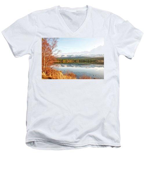 Aviemore Men's V-Neck T-Shirt