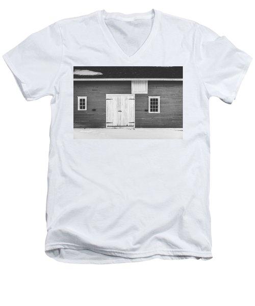 Shaker Village Men's V-Neck T-Shirt