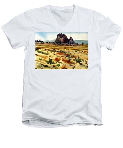 Shiprock Men's V-Neck T-Shirt