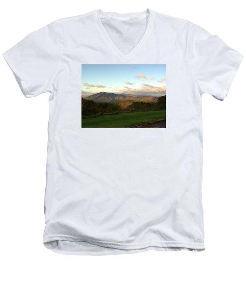 Kevin Blackburn Nature Photography Men's V-Neck T-Shirt by Kevin Blackburn