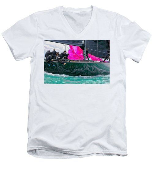 Nonverbal Men's V-Neck T-Shirt