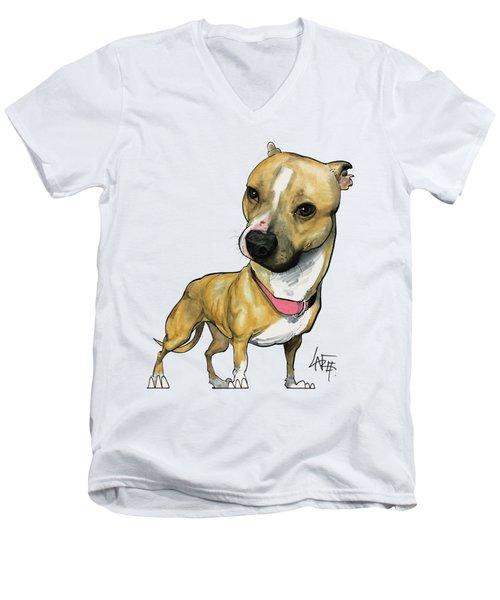 2782 Hilby Men's V-Neck T-Shirt