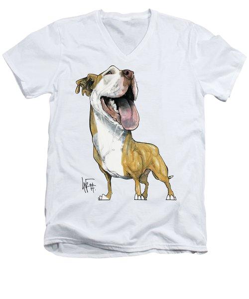 2830 Lewis Men's V-Neck T-Shirt