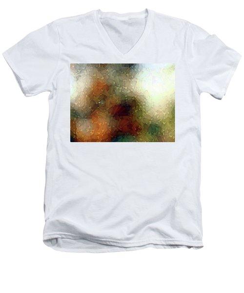 Abstract Photography Men's V-Neck T-Shirt by Allen Beilschmidt
