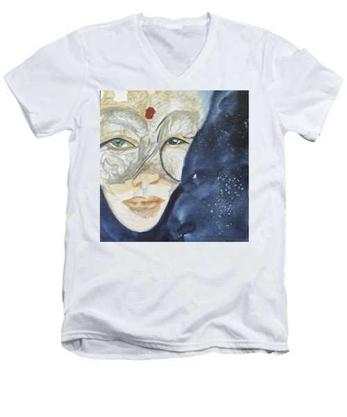 #3 Witchy Woman Men's V-Neck T-Shirt