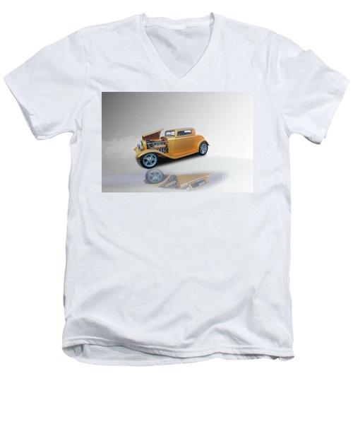 32 Ford Men's V-Neck T-Shirt