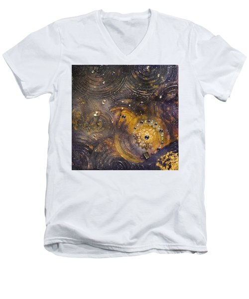 Reaction Men's V-Neck T-Shirt