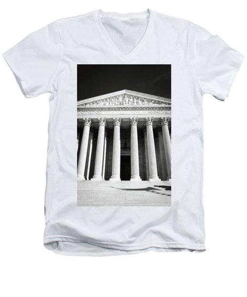 Supreme Court Of The United States Of America Men's V-Neck T-Shirt