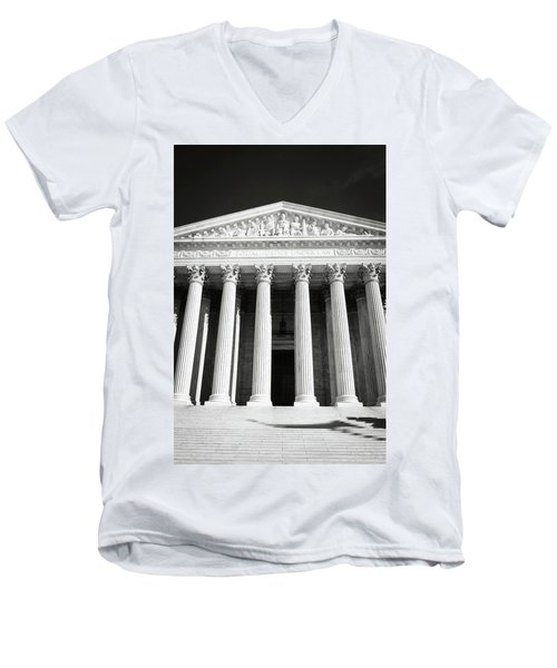 Supreme Court Of The United States Of America Men's V-Neck T-Shirt