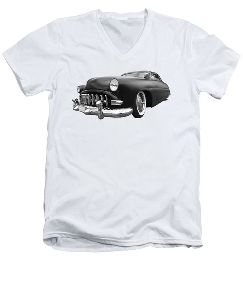 52 Hudson Pacemaker Coupe Men's V-Neck T-Shirt