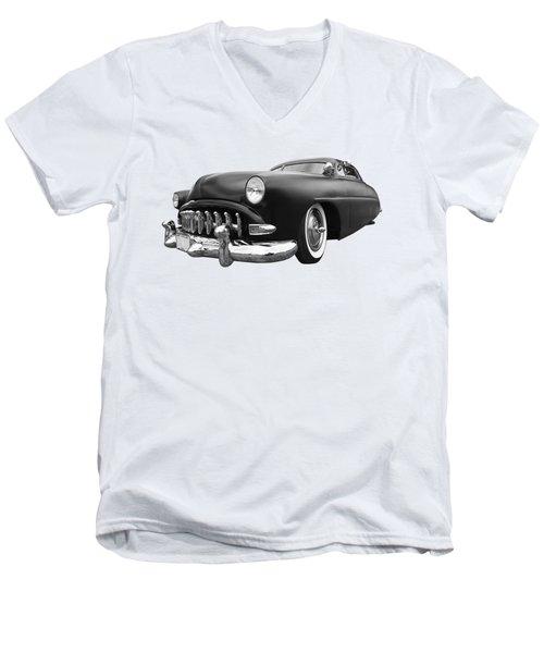52 Hudson Pacemaker Coupe Men's V-Neck T-Shirt