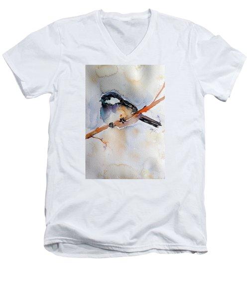 Bird Men's V-Neck T-Shirt