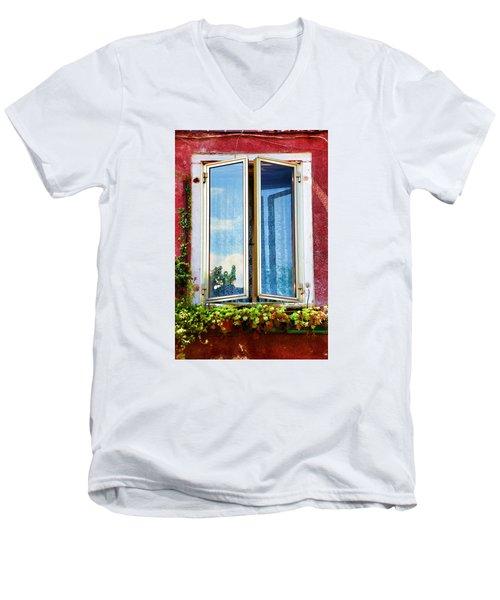 Venice - Untitled Men's V-Neck T-Shirt