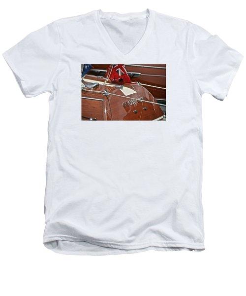 Riva Aquarama Men's V-Neck T-Shirt