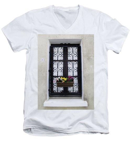 8 Rue Amboise Men's V-Neck T-Shirt