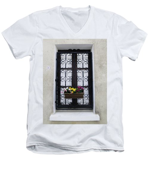 8 Rue Amboise Men's V-Neck T-Shirt